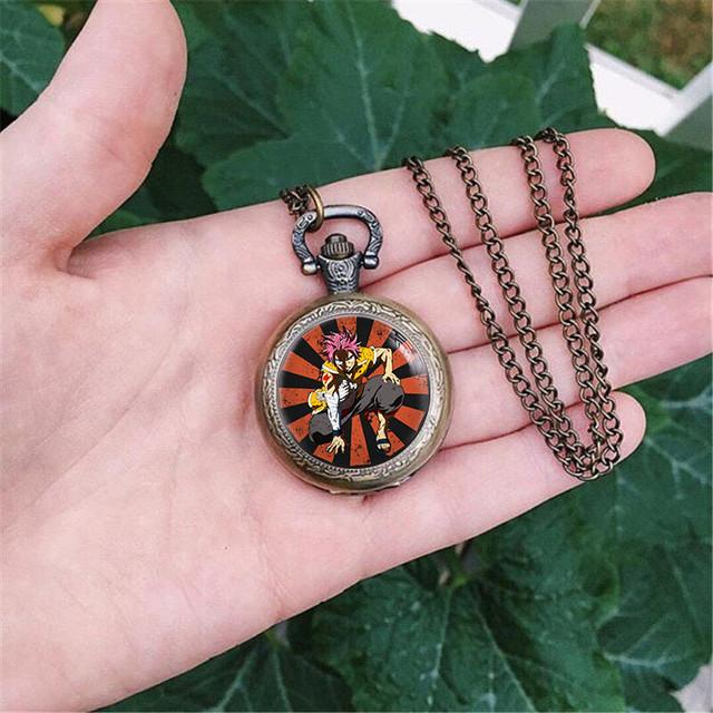 Карманные часы Хвост Феи Fairy Tail