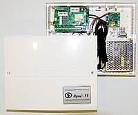 Прибор приемно-контрольный охранно-пожарный беспроводного канала связи GSM Лунь-7Т моноблок