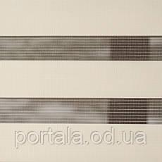Рулонні штори День-Ніч - СИСТЕМА ПРЕМІУМ (відкрита систем) - DN12