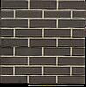 Клинкерная плитка MUHR 05 Черно-коричневый