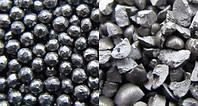 Дробь чугунная литая (ДЧЛ) по ГОСТ 11964-81 фракция 0,8