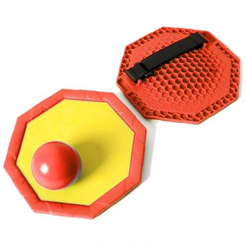 Игра з липучками Net Playz STICKY MITTS SLIMY SO красная