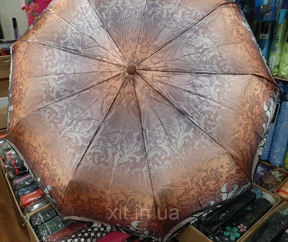 Женский зонт с купонным рисунком Zicco Польша