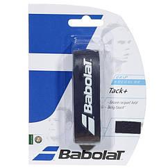 Ручка для теннисной ракетки Babolat Tack + X1 grey 2015 year