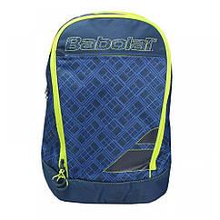 Рюкзак для б/тенниса Babolat Backpack Classic club blue/yellow