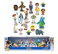 Мега набор фигурок История игрушек 4 Toy Story 4 Mega Figure Play Set Оригинал Disney