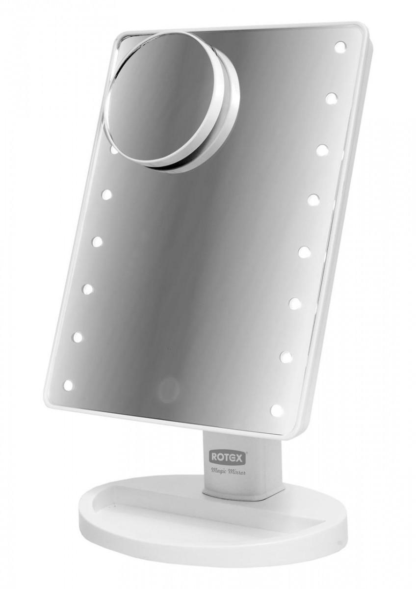 Косметическое зеркало Magic Mirror Rotex RHC25-W Magic Mirror