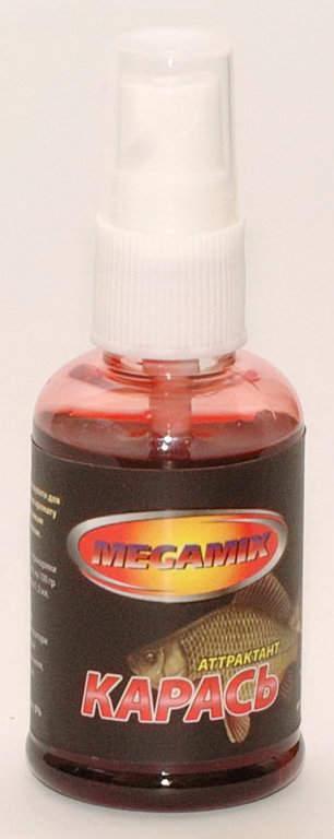 Спрей MEGAMIX Карась