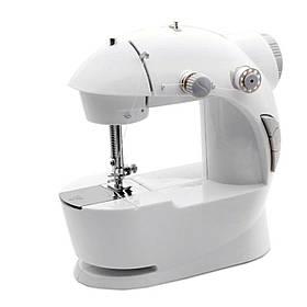 Мини швейная машинка 201 c педалью SKL11-131944
