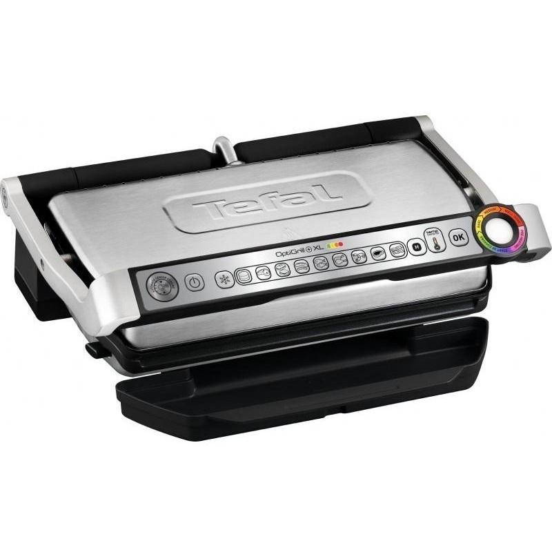 Электрический гриль Opti Grill+XL Tefal GC-722-D