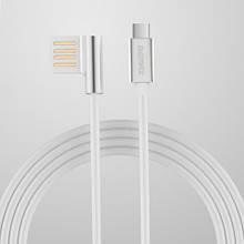 Кабель Remax USB Emperor RC-054a Type-C to USB 1 м Silver (360162)