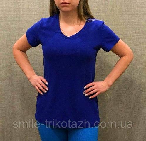 """Женская футболка из """"лакосты"""""""
