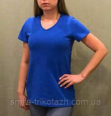 """Женская футболка из """"лакосты"""", фото 3"""