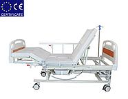 Медицинская кровать с туалетом E20. Электро Кровать. Функциональная кровать. Для реабилитации инвалида., фото 6