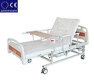 Медицинская кровать с туалетом E20. Электро Кровать. Функциональная кровать. Для реабилитации инвалида., фото 7