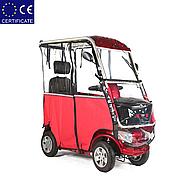Скутер для инвалидов 4026. Электроскутер. Электрический скутер., фото 2