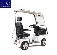 Скутер для инвалидов 4026. Электроскутер. Электрический скутер., фото 3