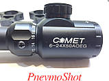 Оптичний приціл Comet 6-24х50 AOEG, фото 3