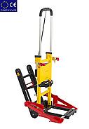 Лестничный подъемник для инвалидной коляски 11-С. Подъемник для инвалидов электрический. Инвалидная коляска., фото 2