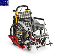 Лестничный подъемник для инвалидной коляски 11-С. Подъемник для инвалидов электрический. Инвалидная коляска., фото 4