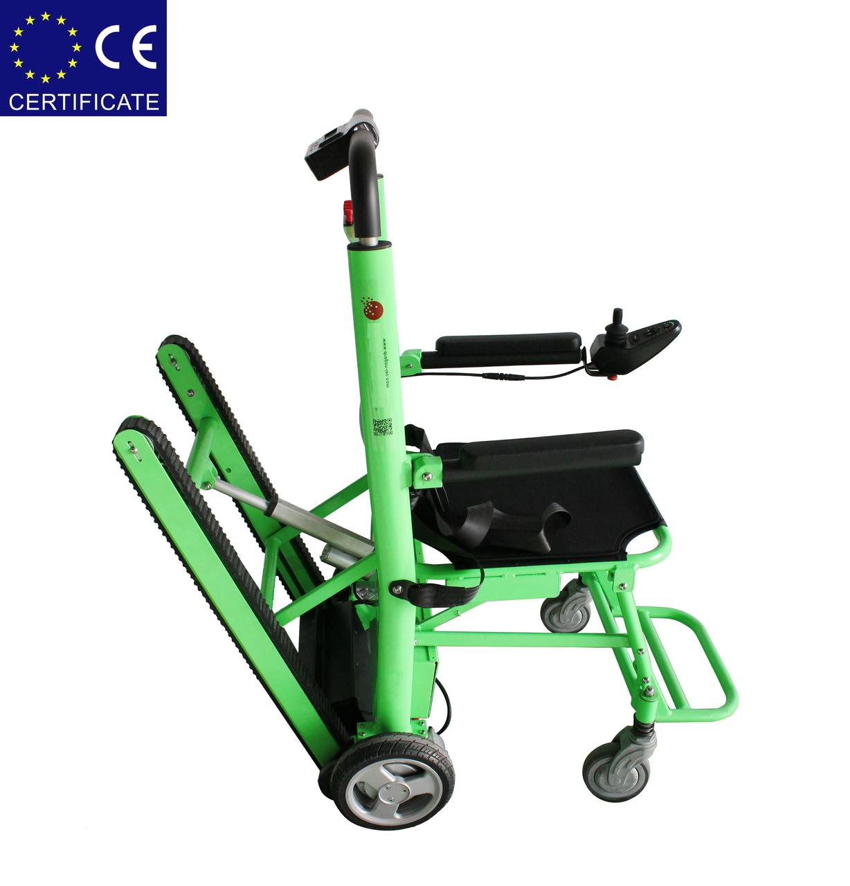 Лестничный подъемник для инвалидов электроколяска 003A Super. Инвалидная коляска.