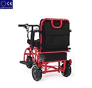 Легкий мобильный складной электроскутер для пожилых людей S-36300. Электроколяска., фото 5