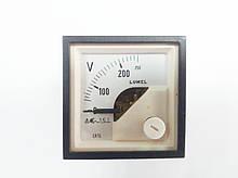 Аналоговый вольтметр LUMEL EA 16N E613 250V. Польша с НДС