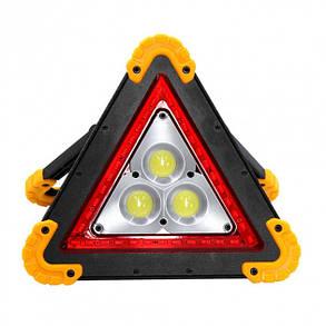 Мультифункциональная светодиодная лампа Знак аварийной остановки SKL11-227023, фото 2