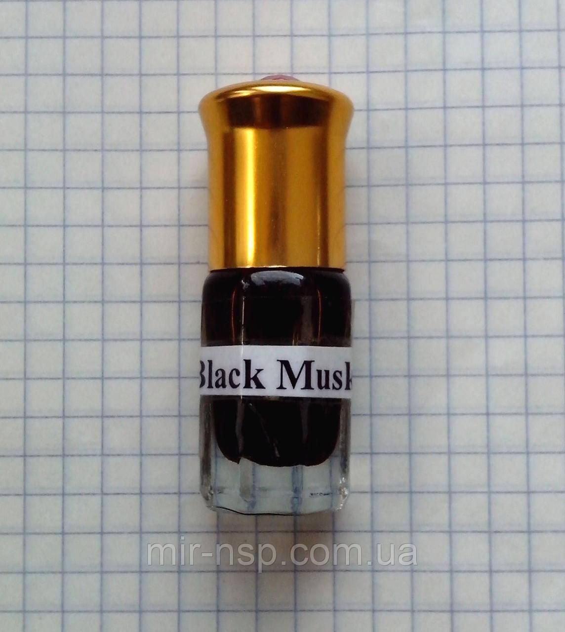Black Musk (Натуральний Чорний Мускус кабарги) 3 мл