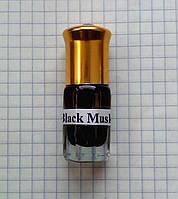 Black Musk (Натуральный Черный Мускус кабарги) 3 мл