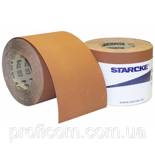 Шкурка на  бумажной  основе  в  рулоне P100, 0,115x50 м