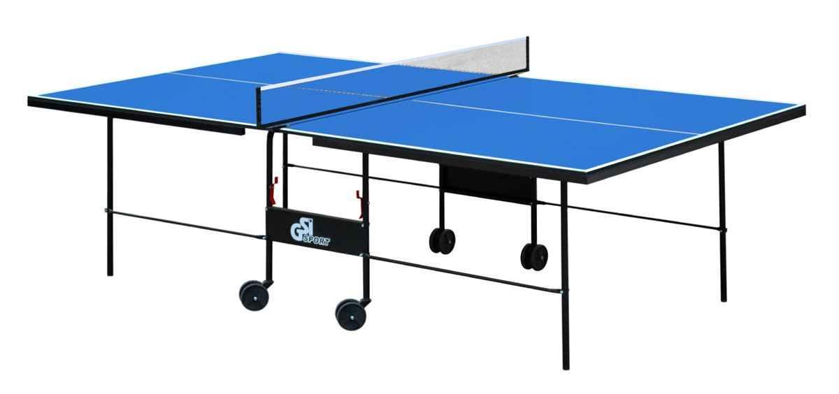 Теннисный стол складной GSI-sport Athletic Strong
