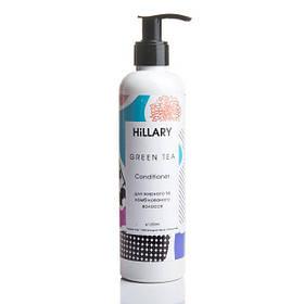 Натуральный кондиционер для жирных и комбинированных волос Hillary Сonditioner Green Tea 250 мл SKL13-131457