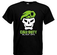 Футболка Call of Duty black ops, фото 1