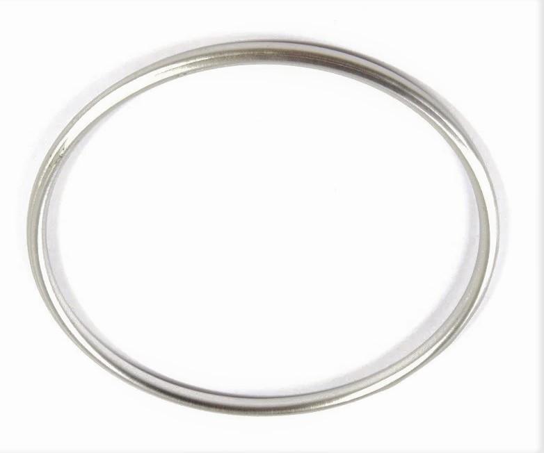 Прокладка каталізатора (металеве кільце) Лачетті GM Корея оригінал