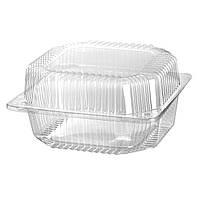 ПС-100 Пластиковый контейнер 135*130*77 (500 шт в ящике) 010100019