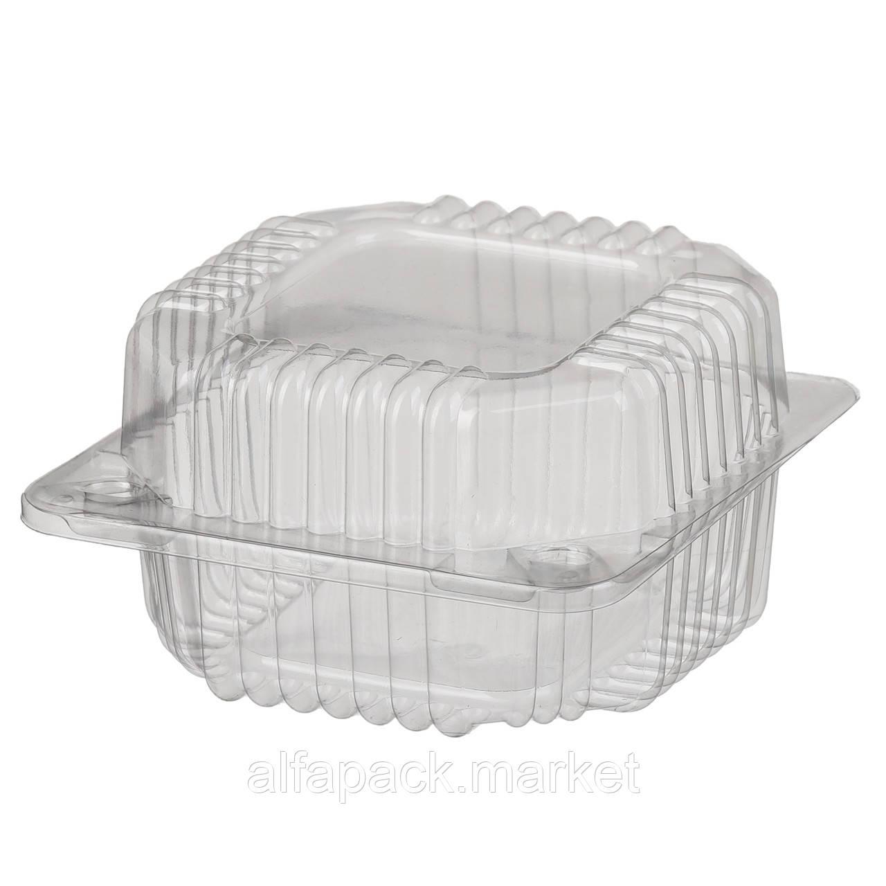 ПС-8 Пластиковий контейнер 110*105*58 (600 шт в ящику) 010100157