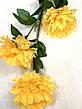 Искусственный пион 3 цветка ( 115 см), фото 4