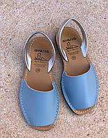 Удобные кожаные босоножки avarca Испания, оригинал, фото 1