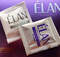 Краска для бровей ELAN 01 black (саше, краска+окислитель), фото 1