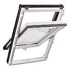 Мансардні вікна ПВХ Roto Designo WDF R45  K AL Мансардные окна, фото 6