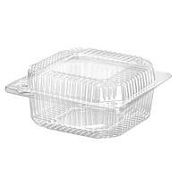 ПС-6 Пластиковый контейнер 118*118 (700 шт в ящике) 010100134