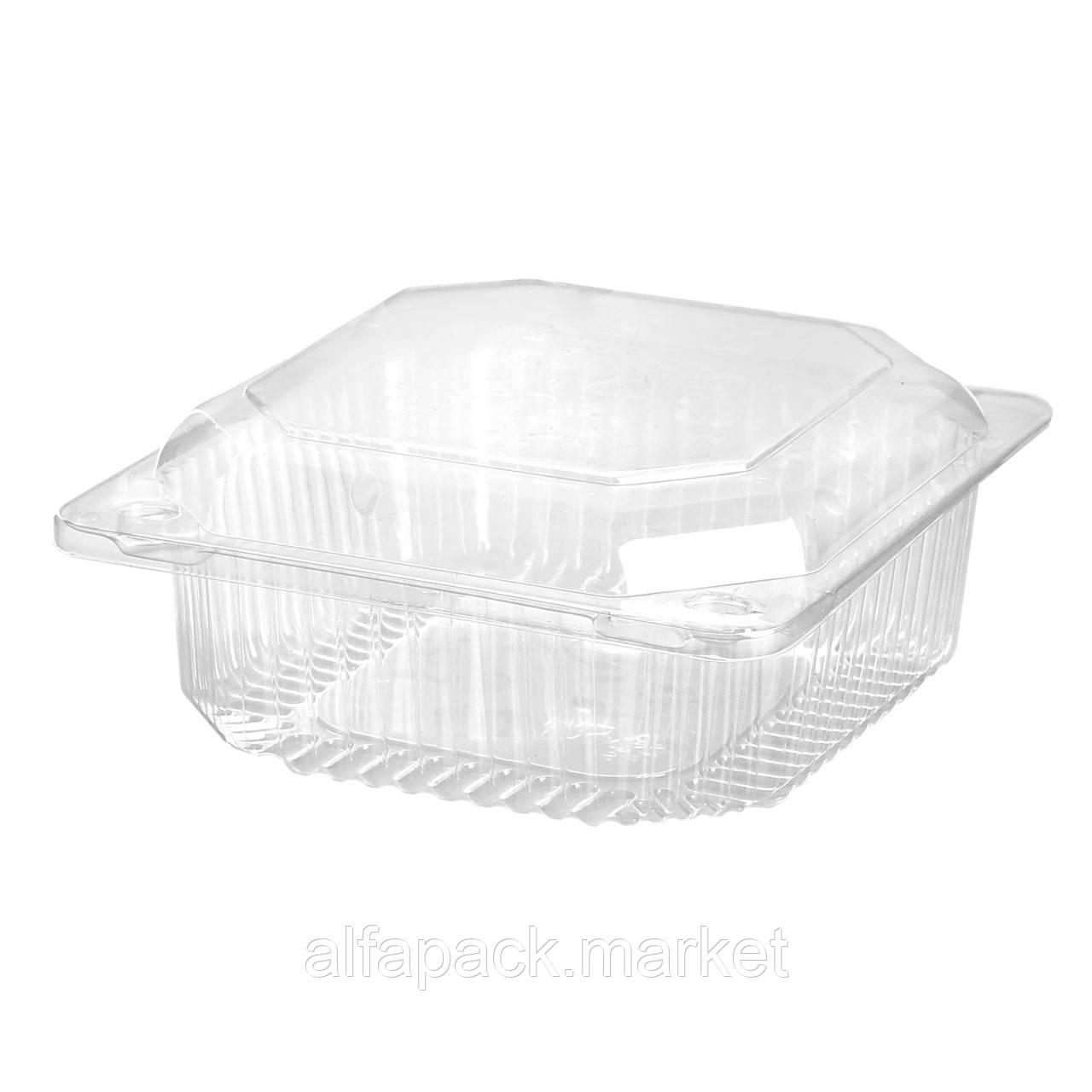 ПС-9 Пластиковый контейнер 135*130*54 (500 шт в ящике) 010100161