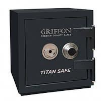 Сейф огневзломостойкий GRIFFON CL II.50.C