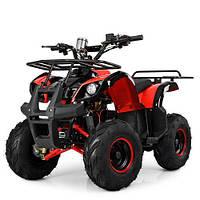 Квадроцикл HB-EATV1000D-3(MP3) красный