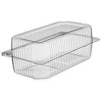ПС-122 Пластиковый контейнер 230*130*87 (500 шт в ящике) 010100179