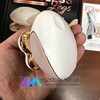 Женский портативный эпилятор электрическая бритва для ног Flawless Legs Pink аккумуляторная электробритва