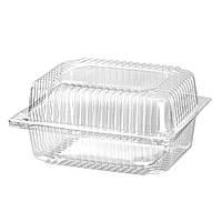 ПС-131 Пластиковый контейнер 145*123*66 (500 шт в ящике) 010100029