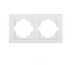 ElectroHouse Enzo рамки белые