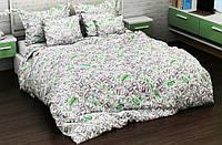 """Комплект постельного белья двуспальный евро """"Доллар""""."""